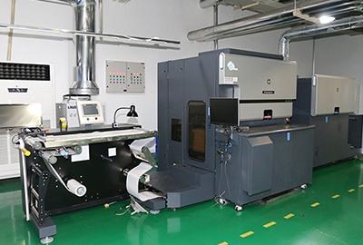 惠普印刷机机群